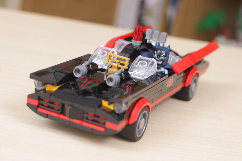 LEGO Batman 76188 Batman Classic TV Series Batmobile review 21