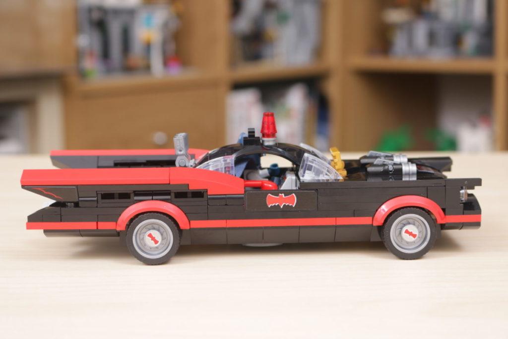 LEGO Batman 76188 Batman Classic TV Series Batmobile review 22