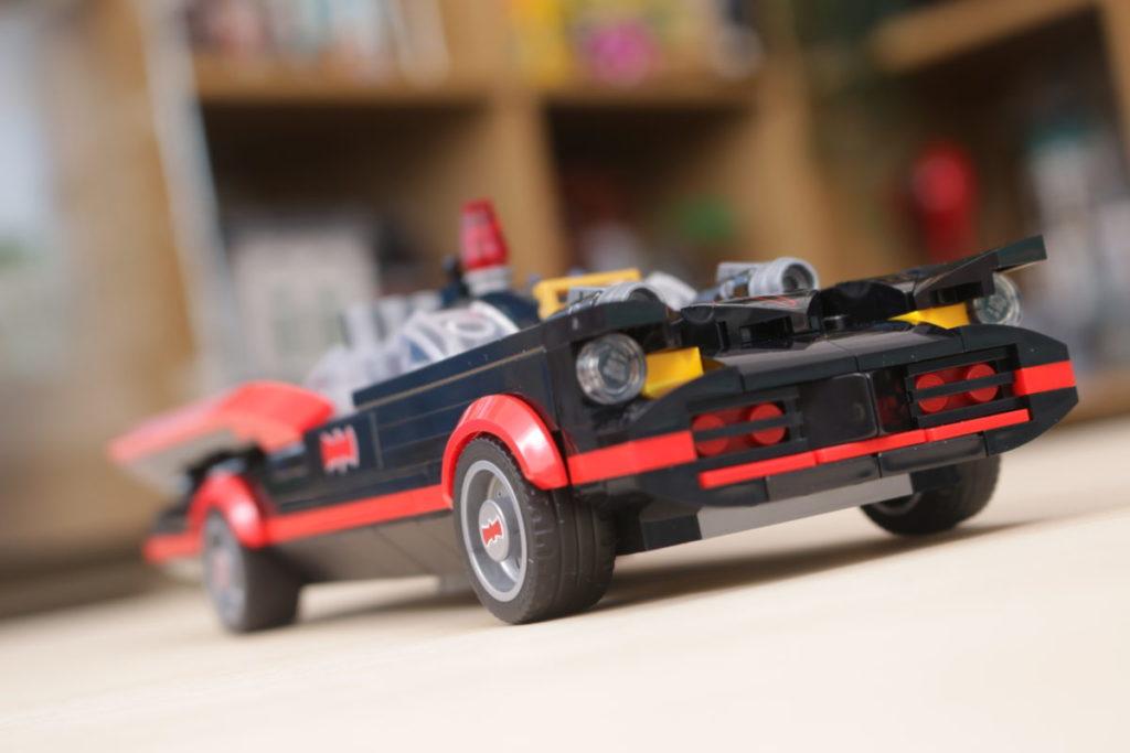 LEGO Batman 76188 Batman Classic TV Series Batmobile review 23