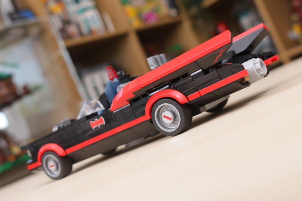 LEGO Batman 76188 Batman Classic TV Series Batmobile review 24
