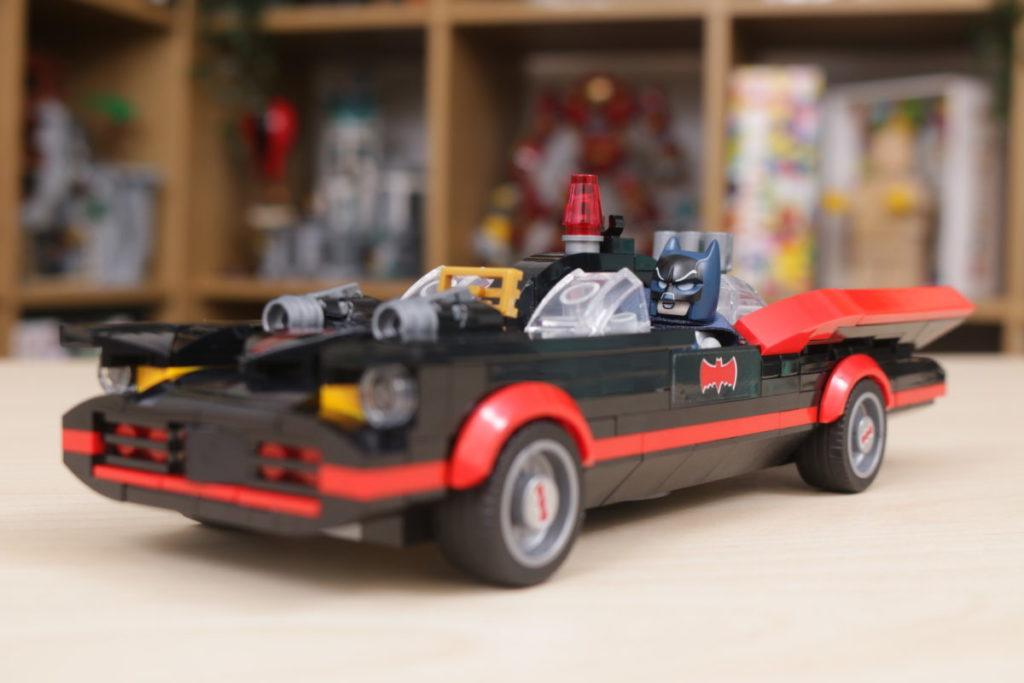 LEGO Batman 76188 Batman Classic TV Series Batmobile review 25