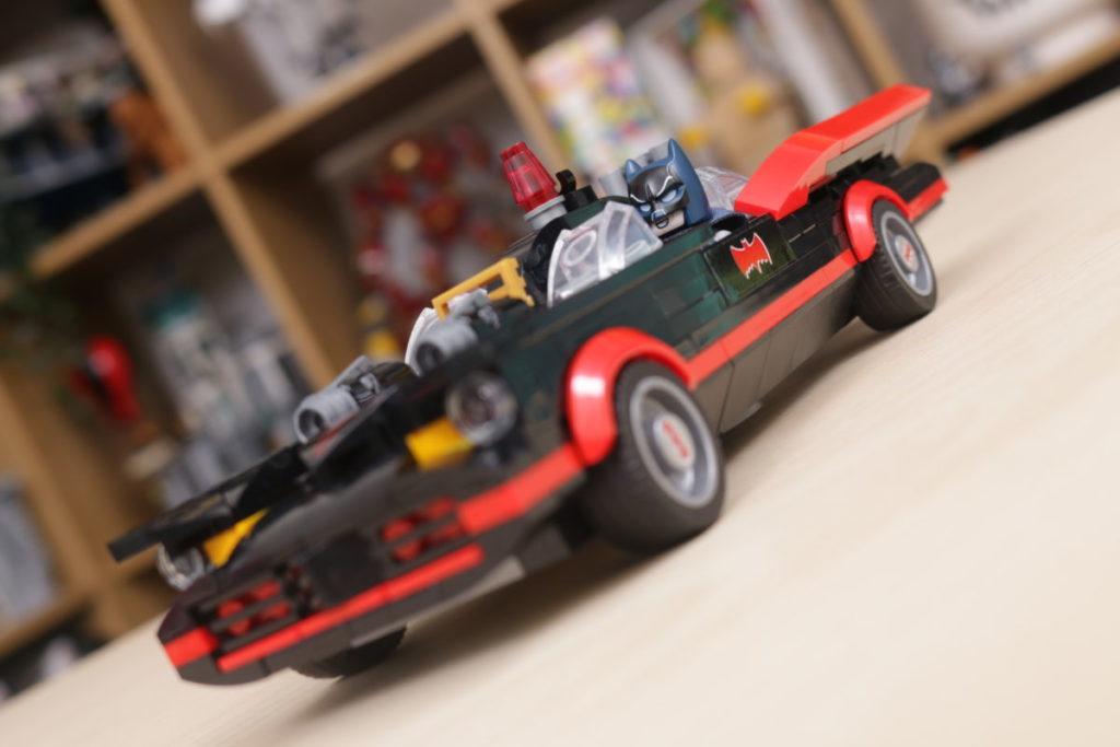 LEGO Batman 76188 Batman Classic TV Series Batmobile review 26