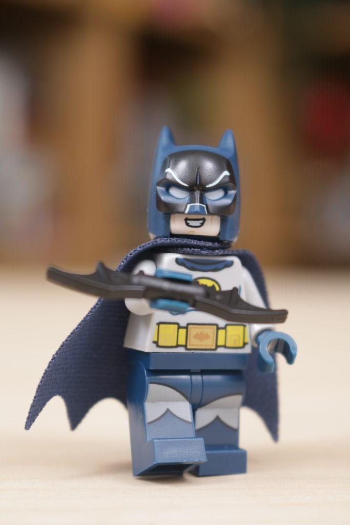 LEGO Batman 76188 Batman Classic TV Series Batmobile review 29
