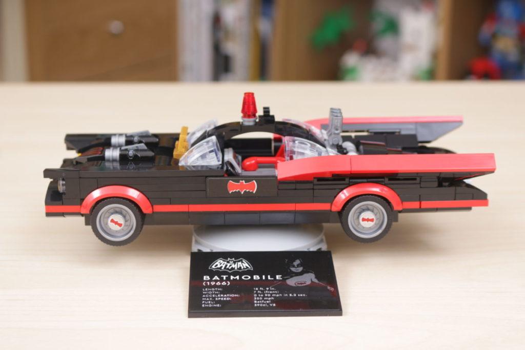 LEGO Batman 76188 Batman Classic TV Series Batmobile review 3