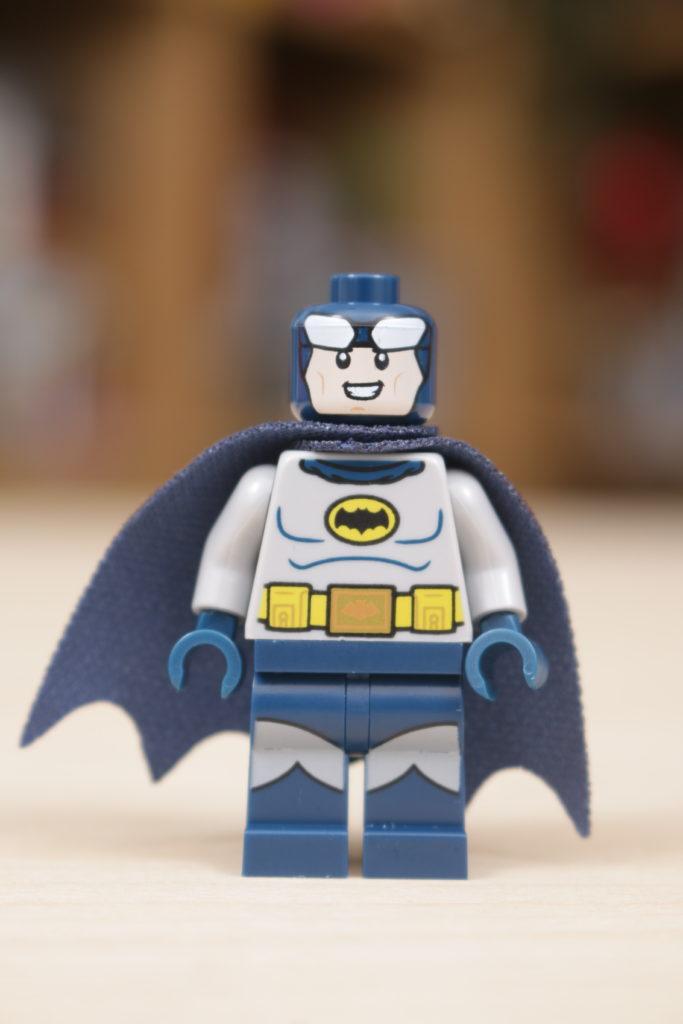 LEGO Batman 76188 Batman Classic TV Series Batmobile review 31