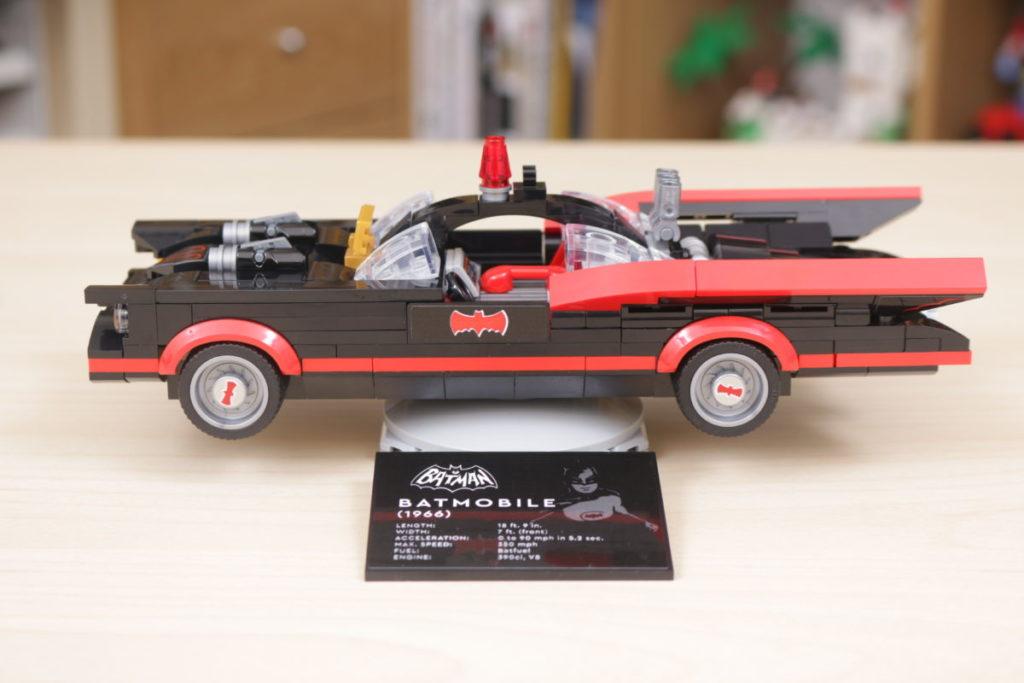LEGO Batman 76188 Batman Classic TV Series Batmobile review 3i