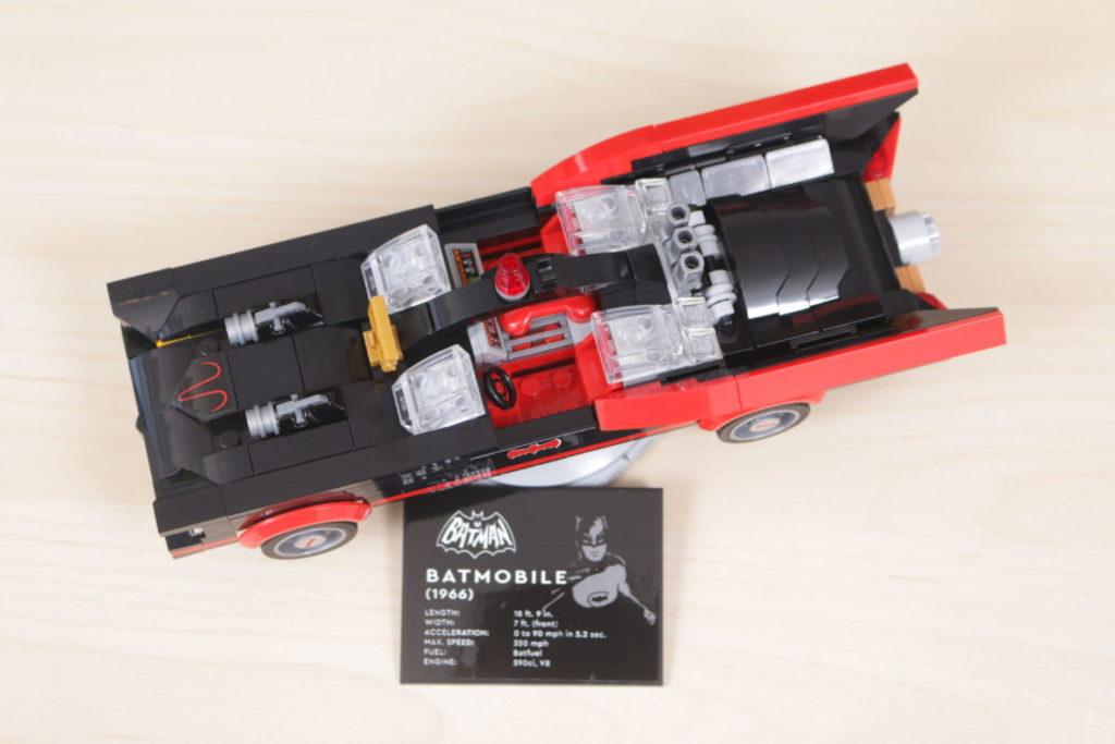 LEGO Batman 76188 Batman Classic TV Series Batmobile review 4