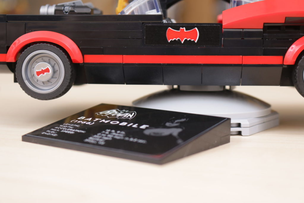 LEGO Batman 76188 Batman Classic TV Series Batmobile review 5