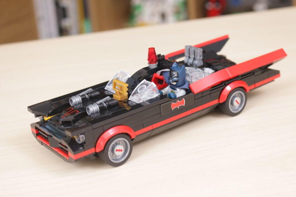 LEGO Batman 76188 Batman Classic TV Series Batmobile review 7