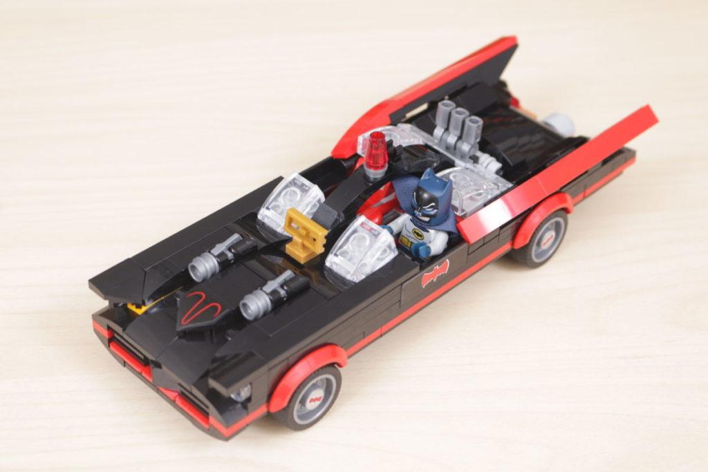 LEGO Batman 76188 Batman Classic TV Series Batmobile review 8