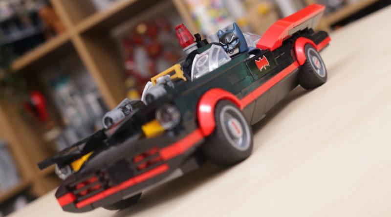 LEGO Batman 76188 Batman Classic TV Series Batmobile review title 1