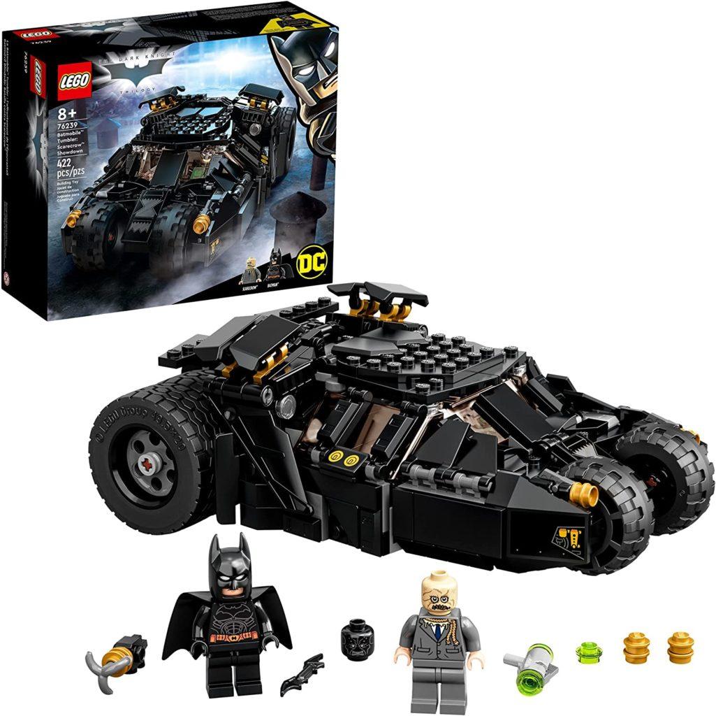 LEGO Batman 76239 Batmobile Tumbler Scarecrow Showdown 1
