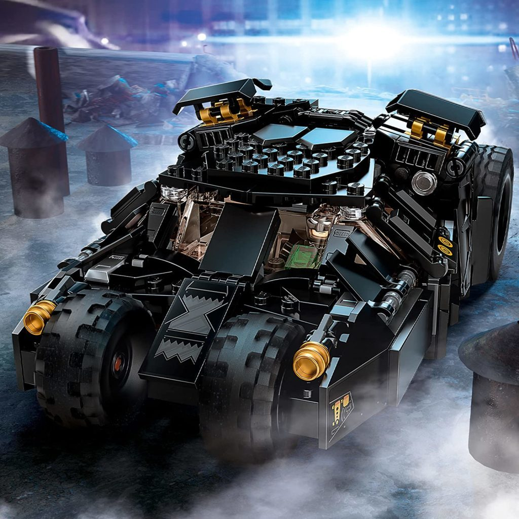 LEGO Batman 76239 Batmobile Tumbler Scarecrow Showdown 5 1