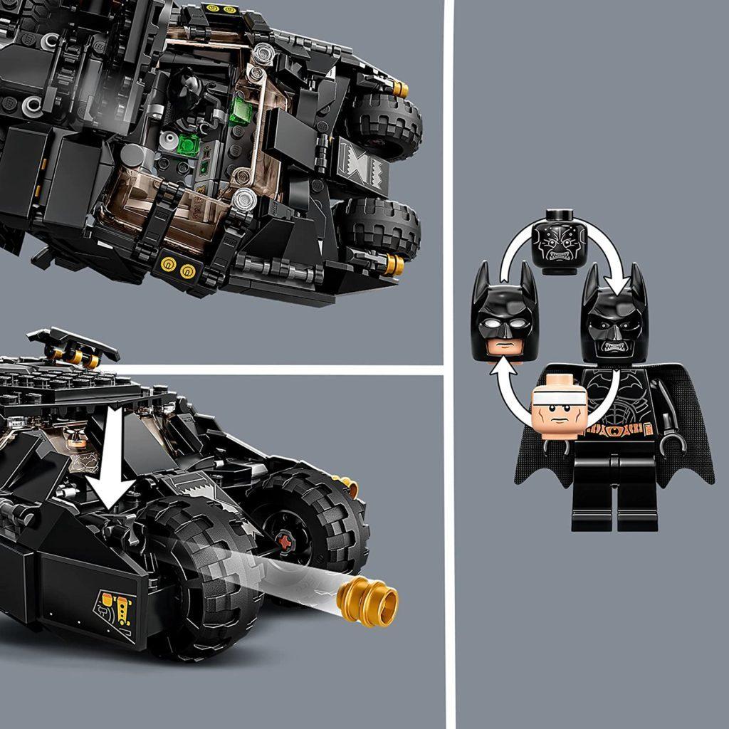 LEGO Batman 76239 Batmobile Tumbler Scarecrow Showdown 6 1