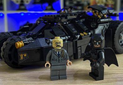 First look at LEGO Batman 76239 Batmobile Tumbler: Scarecrow Showdown