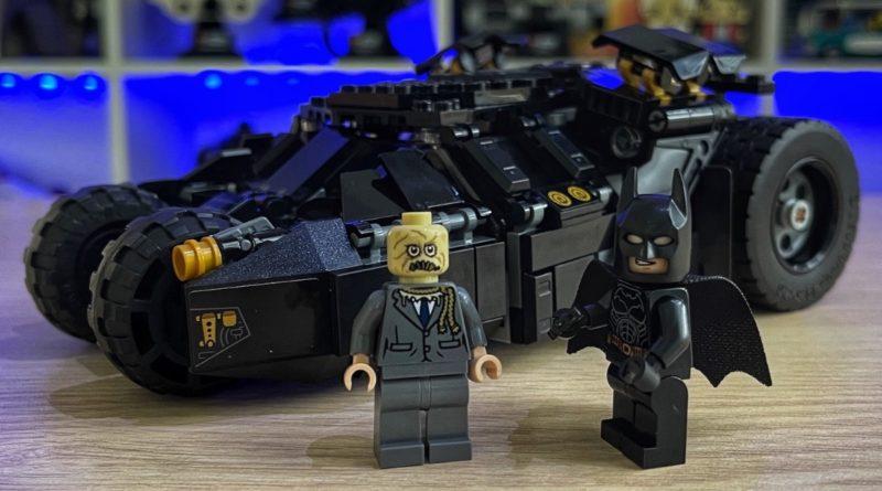 LEGO Batman 76239 Batmobile Tumbler Scarecrow Showdown early review featured