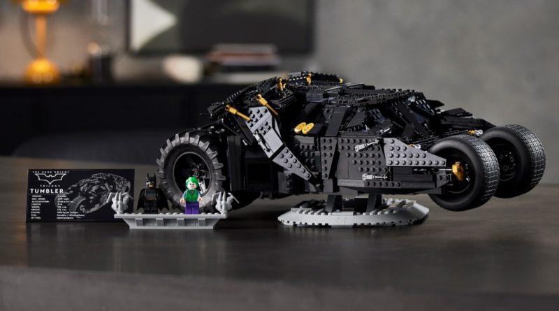 LEGO Batman 76240 Batmobile Tumbler featured 1