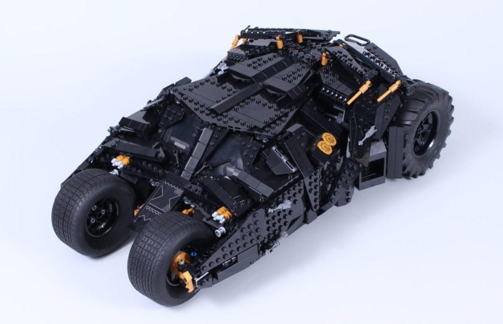 LEGO Batman 76240 Batmobile Tumbler review 10