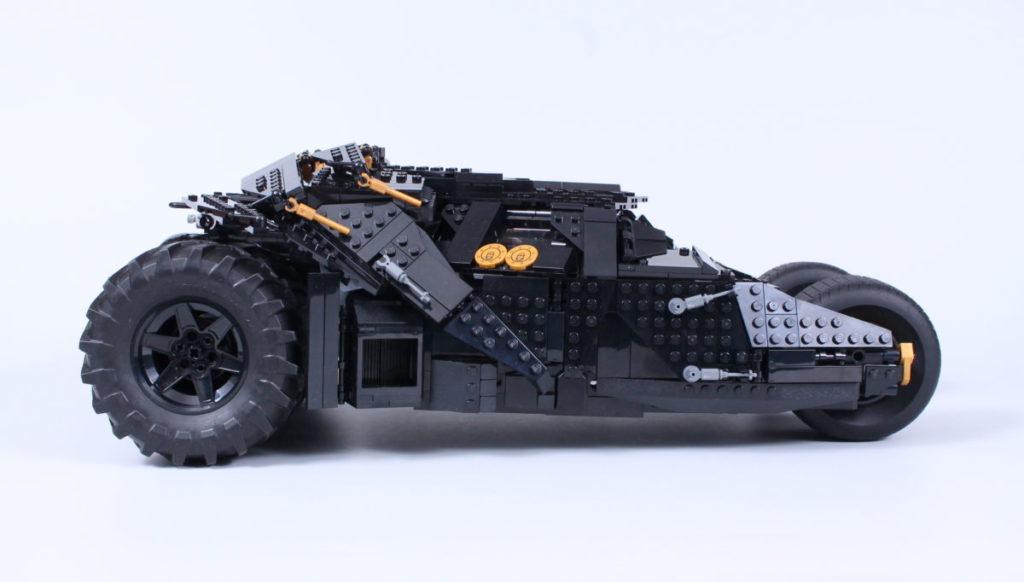 LEGO Batman 76240 Batmobile Tumbler review 11