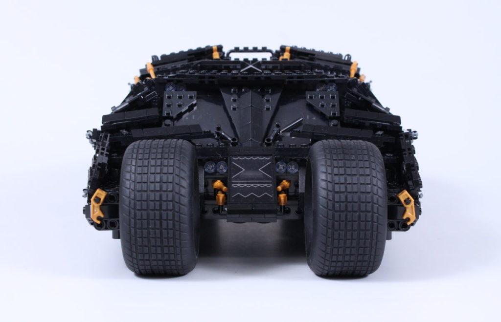 LEGO Batman 76240 Batmobile Tumbler review 12