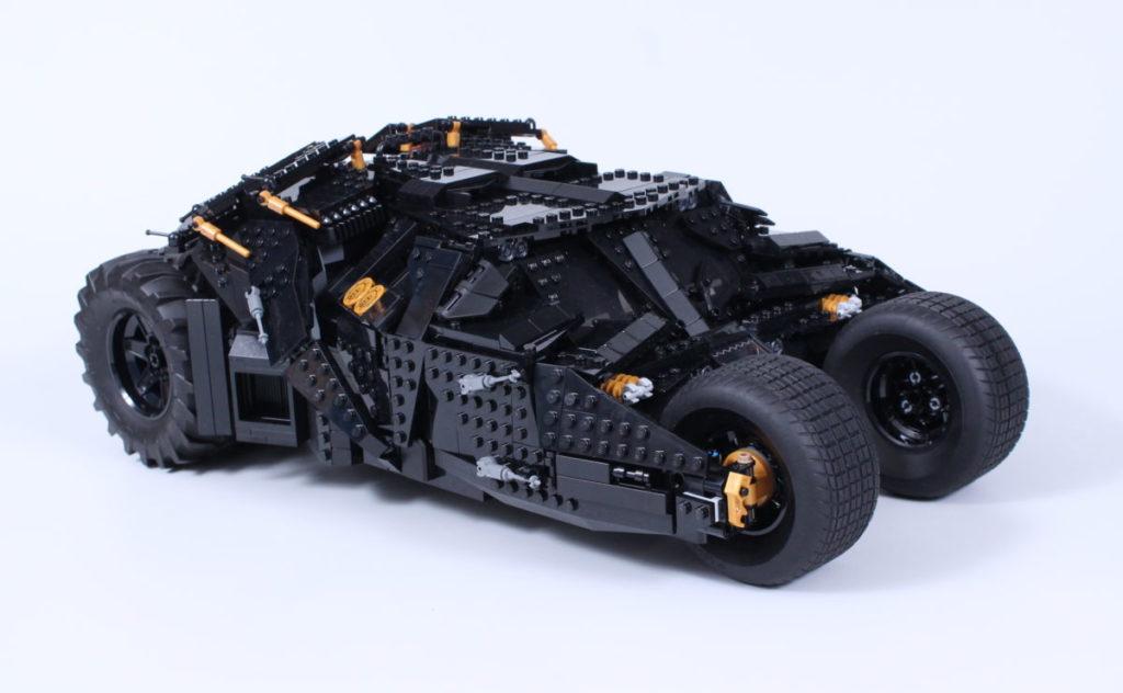 LEGO Batman 76240 Batmobile Tumbler review 13