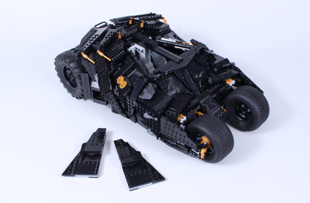 LEGO Batman 76240 Batmobile Tumbler review 16
