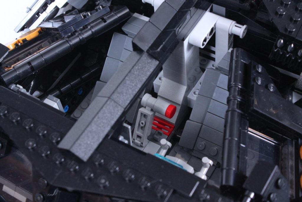 LEGO Batman 76240 Batmobile Tumbler review 19