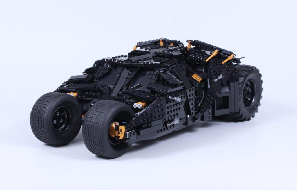 LEGO Batman 76240 Batmobile Tumbler review 2
