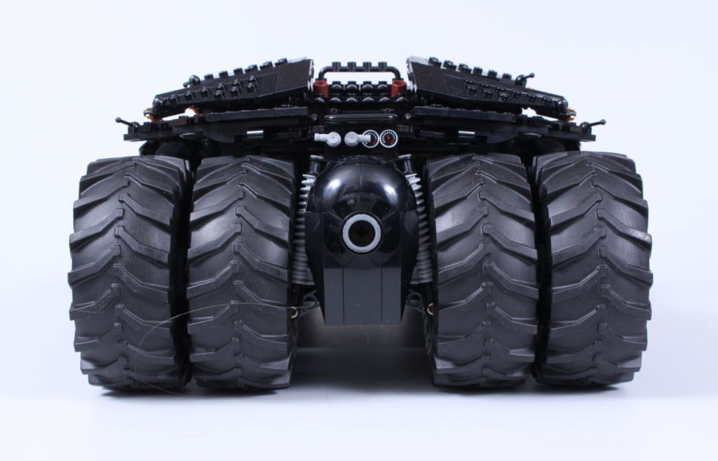 LEGO Batman 76240 Batmobile Tumbler review 20