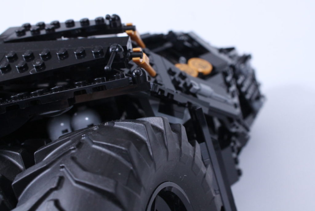 LEGO Batman 76240 Batmobile Tumbler review 21