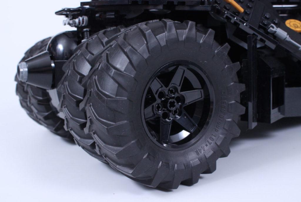 LEGO Batman 76240 Batmobile Tumbler review 22