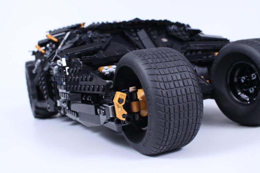 LEGO Batman 76240 Batmobile Tumbler review 23