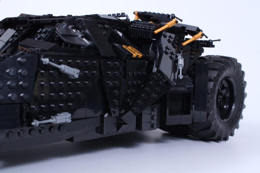 LEGO Batman 76240 Batmobile Tumbler review 24