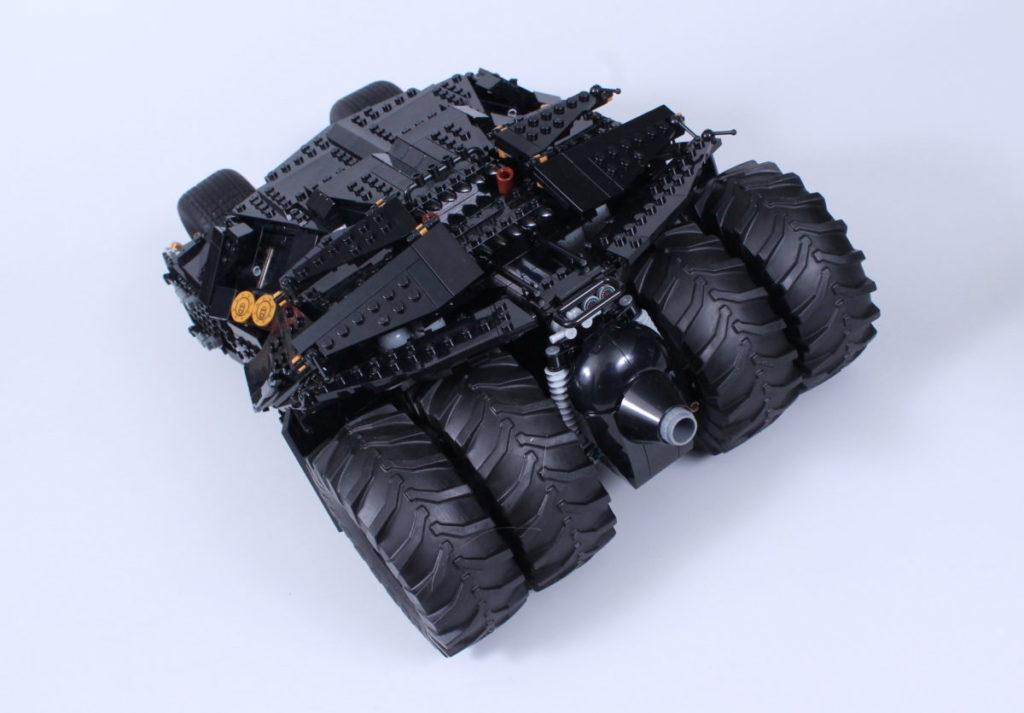 LEGO Batman 76240 Batmobile Tumbler review 25