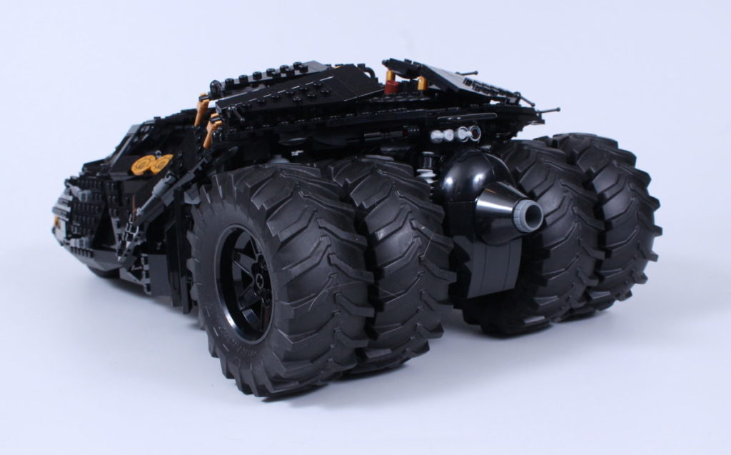 LEGO Batman 76240 Batmobile Tumbler review 26