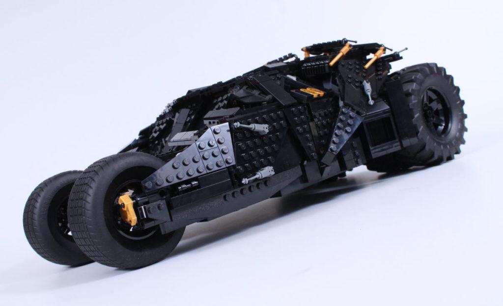 LEGO Batman 76240 Batmobile Tumbler review 27