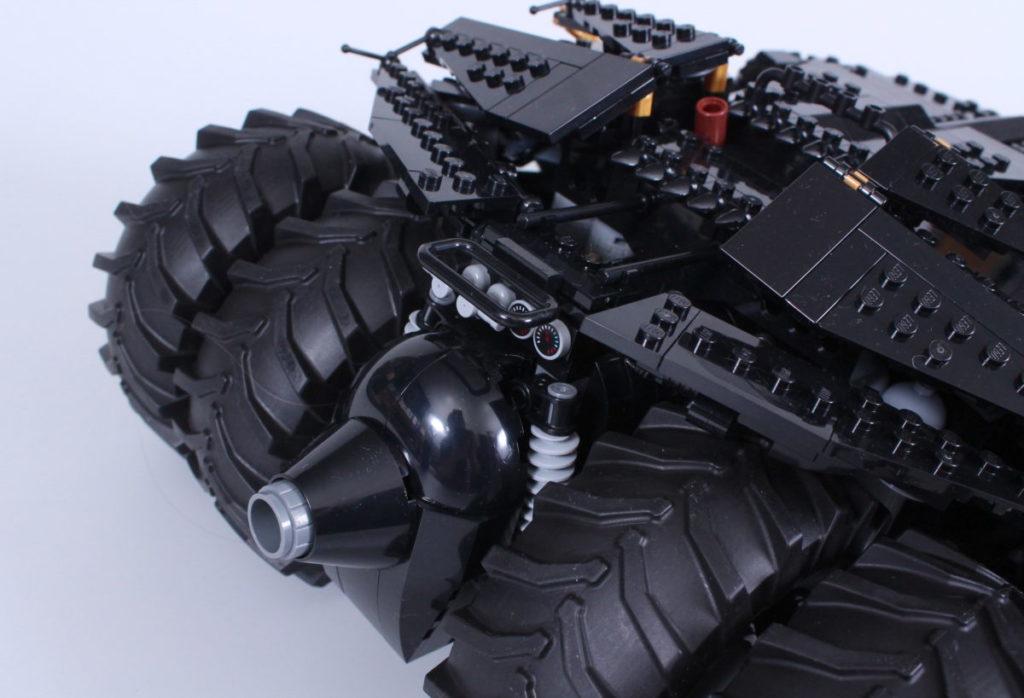 LEGO Batman 76240 Batmobile Tumbler review 28