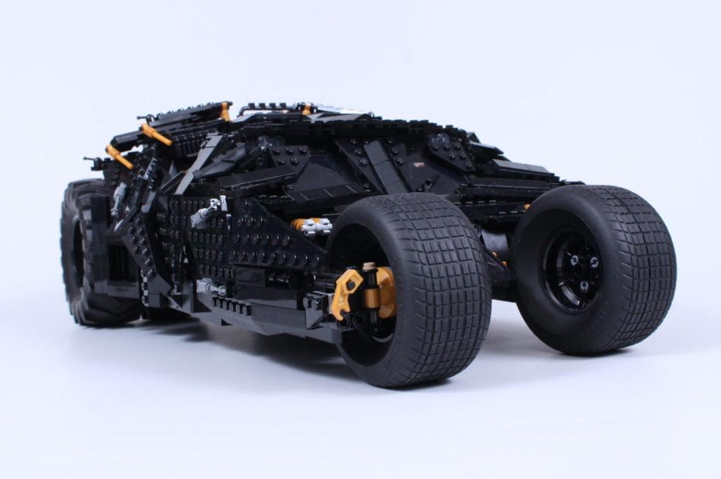 LEGO Batman 76240 Batmobile Tumbler review 3