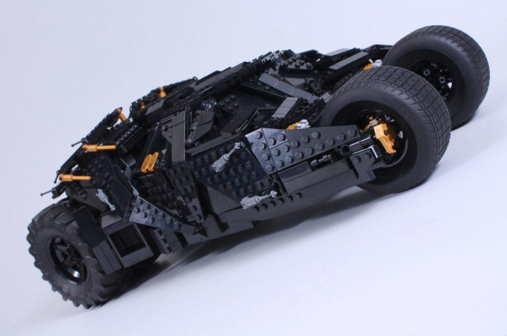 LEGO Batman 76240 Batmobile Tumbler review 30