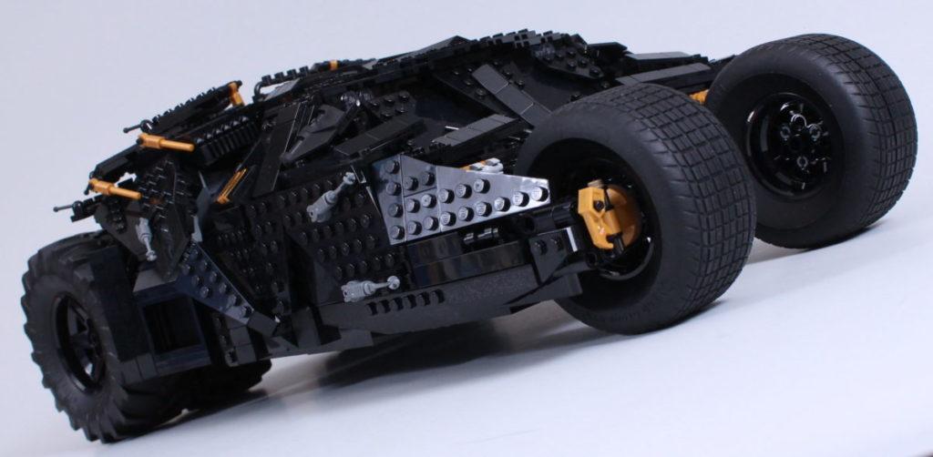 LEGO Batman 76240 Batmobile Tumbler review 31