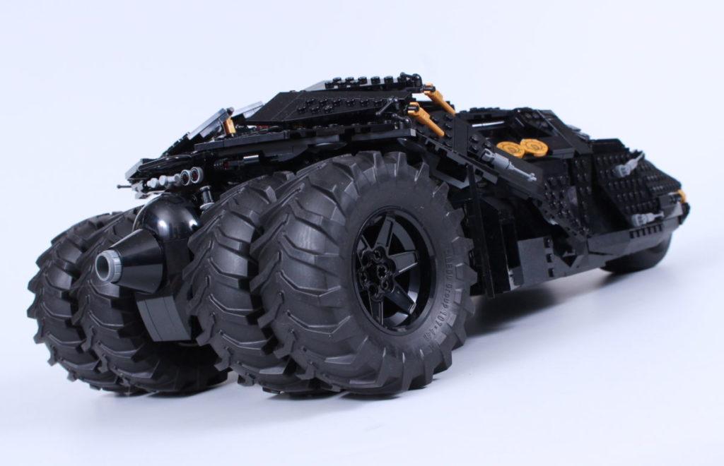LEGO Batman 76240 Batmobile Tumbler review 32
