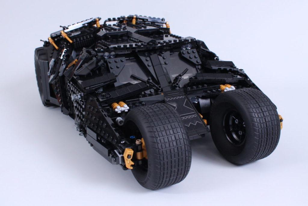 LEGO Batman 76240 Batmobile Tumbler review 33