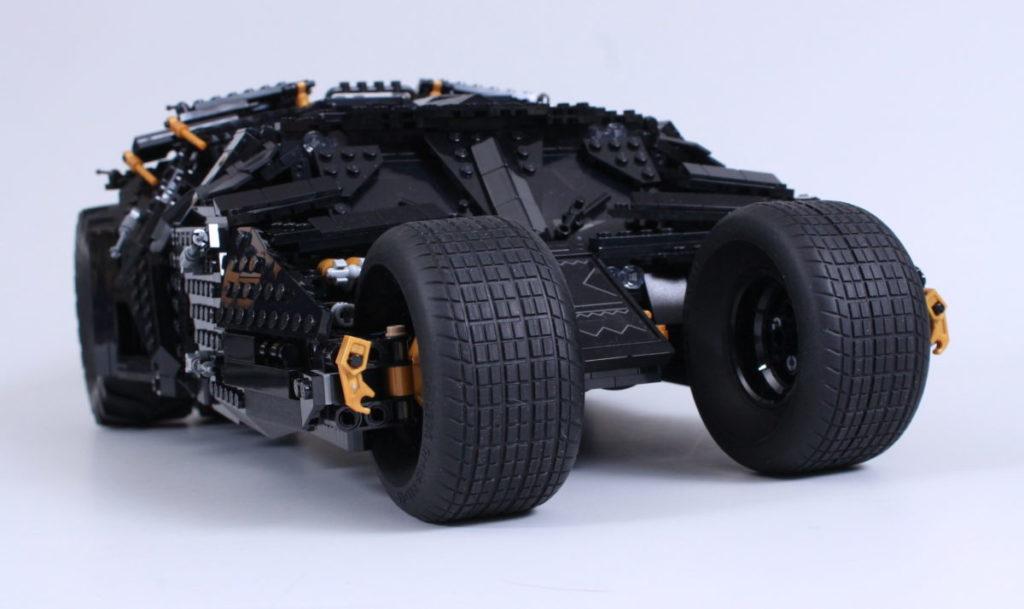 LEGO Batman 76240 Batmobile Tumbler review 34