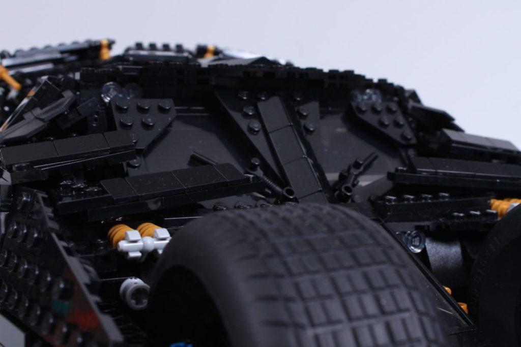 LEGO Batman 76240 Batmobile Tumbler review 35