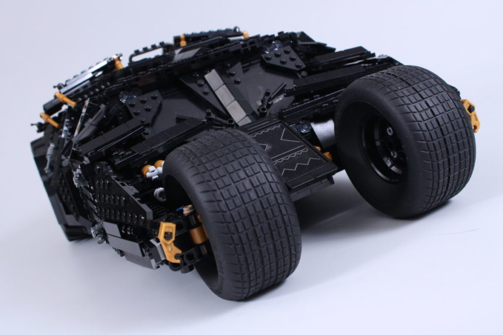 LEGO Batman 76240 Batmobile Tumbler review 36