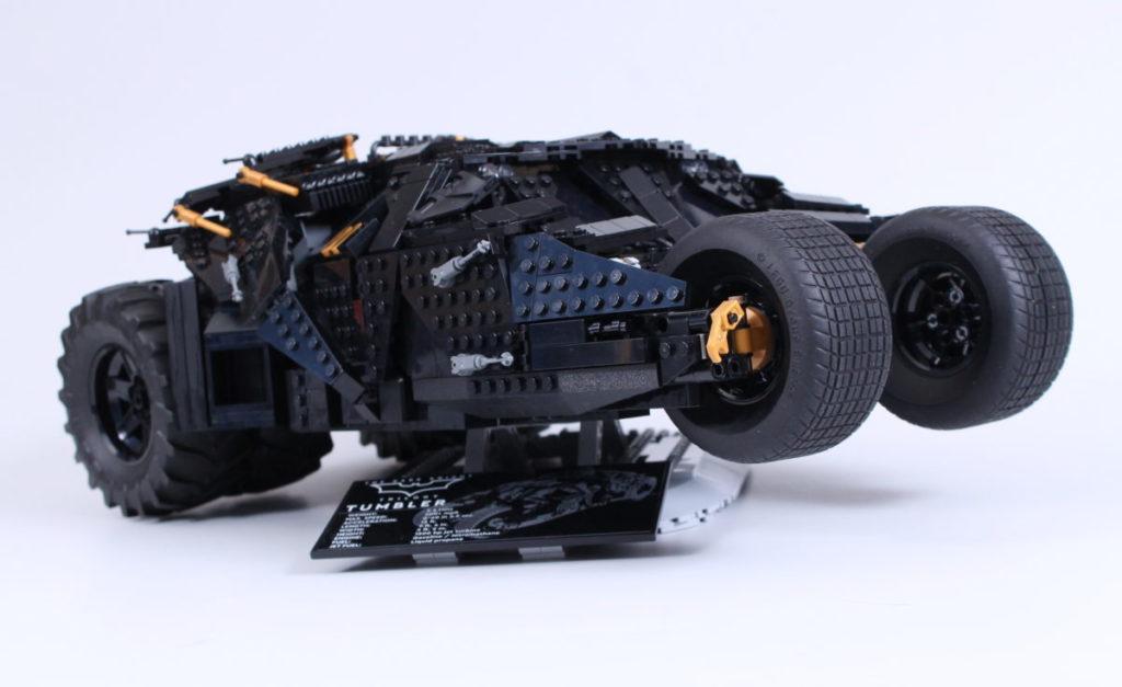 LEGO Batman 76240 Batmobile Tumbler review 38