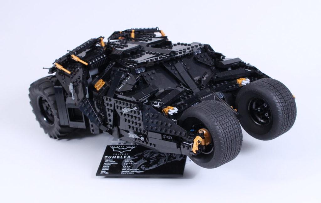 LEGO Batman 76240 Batmobile Tumbler review 39