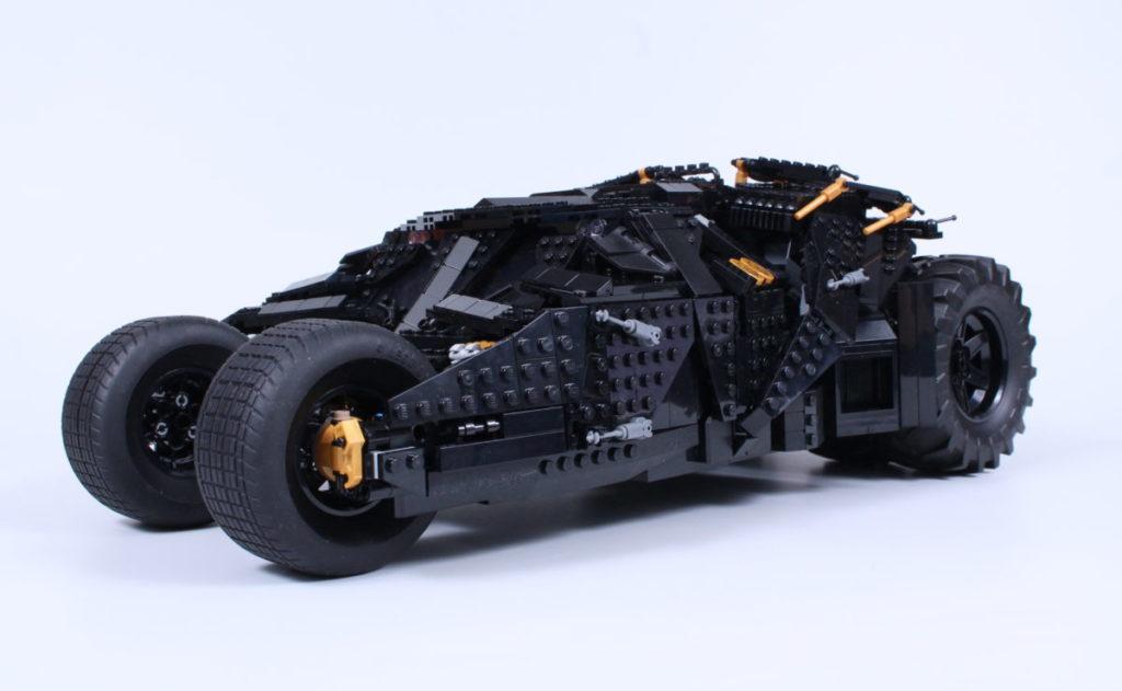 LEGO Batman 76240 Batmobile Tumbler review 4