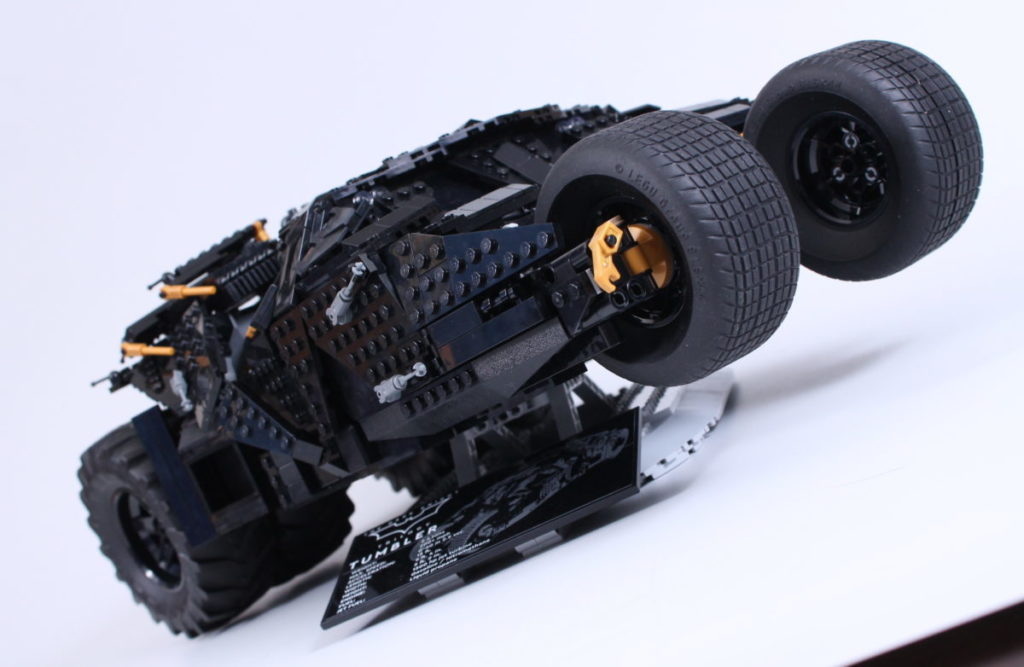 LEGO Batman 76240 Batmobile Tumbler review 40