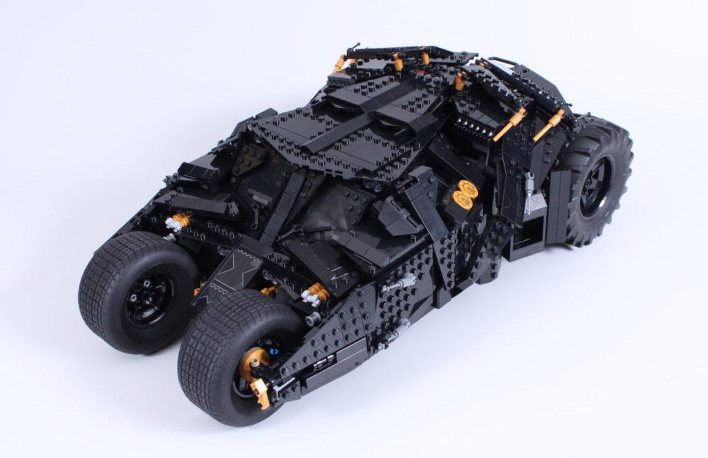 LEGO Batman 76240 Batmobile Tumbler review 41